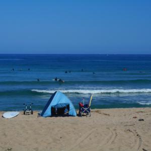 【敬老の日】の「八丁浜海岸」