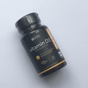 風邪・インフルエンザ予防に常備したいビタミンD3サプリがセール中!
