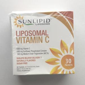 高濃度ビタミンC点滴に匹敵するリポソームビタミンCや免疫サポートサプリ等がセール中