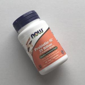 Now Foodsのプロバイオティクスで腸を整え免疫力UP!とセール情報