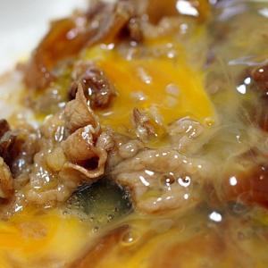 令和01年10月29日(火) 夜:家飯・サラダ ナナカラ 牛丼 チーズトースト