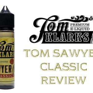 激ウマADV。Tom Klark's Tom Sawyer Classicレビュー