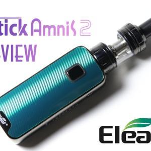 16mmアトマユーザーは買い!iStick Amnis2 Kit