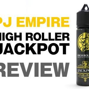 プレミアムRY4! PJ Empire High Roller Jackpotレビュー