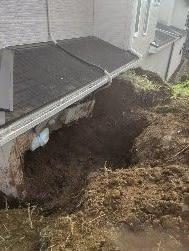 誰も知らない台風被害15号で土砂崩れ19号で床上浸水の千城台団地21戸のブロック