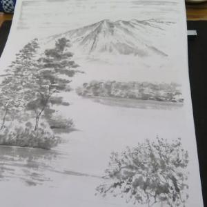 Gifu / Painting in Chine Ink Lesson