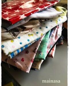 布山から引っこ抜いた布で新たな布山。何を作ろうとしていたかを探る