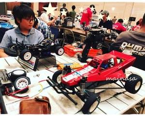 タミヤ RCカーグランプリ全日本選手権北海道大会