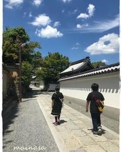 おでかけ記録♪京都妙心寺