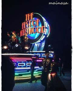 おでかけ記録♪USJ 夜のパレード