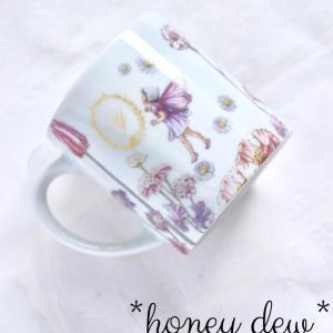 フェアリー転写紙で素敵なマグカップ♡