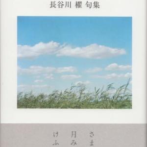 長谷川櫂・句集『太陽の門』青磁社