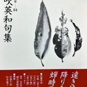 現代俳句文庫ー84 朝吹英和著『朝吹英和句集』ふらんす堂