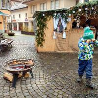 スイス・ツォフィンゲンの中世漂うクリスマスマーケット
