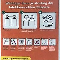 スイスでも新型コロナウイルス新規感染者数急増で新たな規制