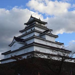 みちのく温泉旅 6.会津鶴ヶ城