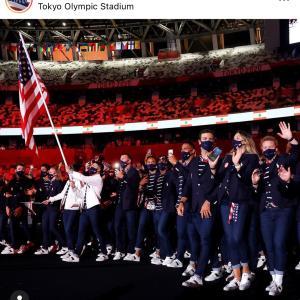 東京2020オリンピック入場の服装のこと
