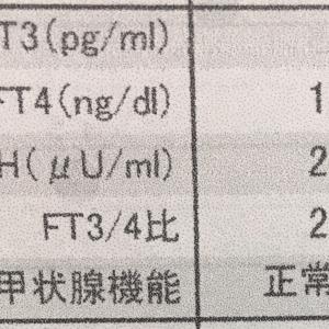 バセドウ病 定期検診 32回目
