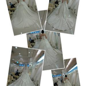 ドレスの試着と結婚の条件のコツ