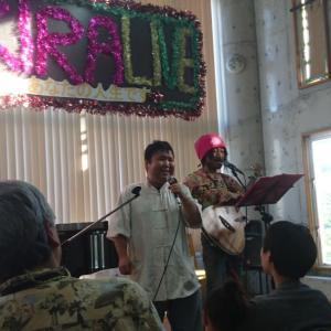 私の夢AKIRAライブの主催が希望者の存在にて叶いましたぁ