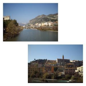 【絶景♡】地中海とアルプスを同時に望める街