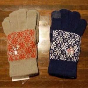 ダヤンの5本指手袋が届きました! @nara_mise