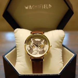 これはかわいい!ダヤンのスケルトン腕時計! @nara_mise