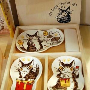 今年も猫小皿セットが発売されました! @nara_mise