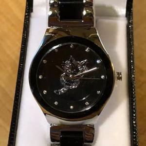 ダヤンの新しい腕時計 @nara_mise