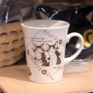 ダヤン達の新しいマグカップが届きました! @nara_mise