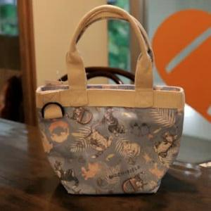 保冷タイプのランチバッグです。 @nara_mise