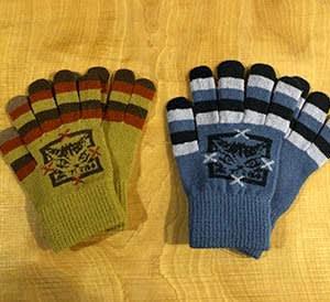 ダヤンの五本指手袋が届きました!スマホ対応なんです。 @nara_mise