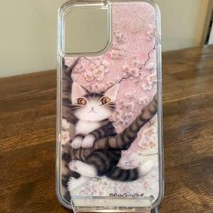 キラキラ光る、iPhone用のネオンサンドケース!なんと動画に初挑戦!! @nara_mise