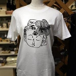「大仏にハイビスカス」Tシャツがよりお求めになりやすくなりました! @nara_mise