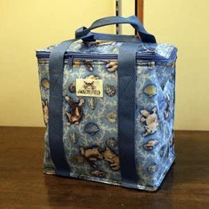 売り物じゃないのですが、、、ダヤンの大きめ保冷バッグです! @nara_mise