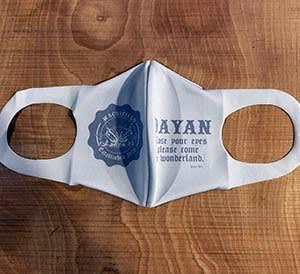 今度のダヤンマスクは冷感タイプ! @nara_mise
