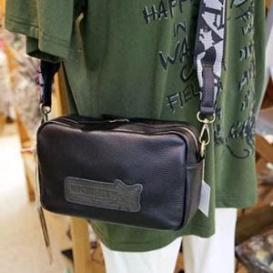 オールレザーのミニショルダーバッグです! @nara_mise