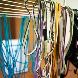 ロープ、スリング類の洗濯