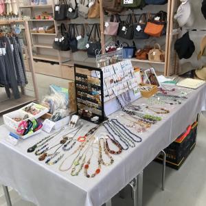 クラフトハートトーカイメルクス田川店での作品販売&ワークショップ開催