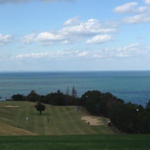 来月、九州にゴルフに行く予定なんだけど。