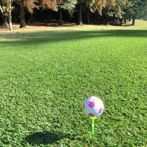 テーラーメイドからマルチカラーのボールが出た!