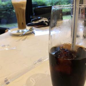 オジサマはゴルフ場でのコーヒーフロートが好き?!