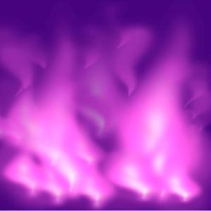 天災に、紫の炎を活用して、災害地に紫の炎を送ってください。