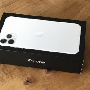 iPhone 11 Pro maxに機種変し、ケースに悩む日々。。