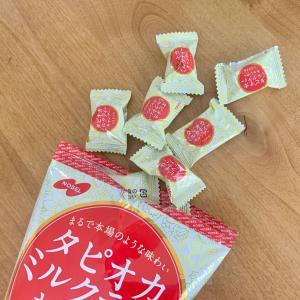 ノーベルのタピオカミルクティーキャンディーの本気度が凄い!