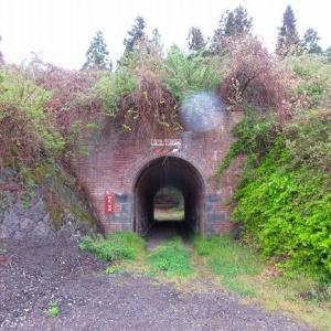 喜多方市慶徳町のレンガアーチ橋
