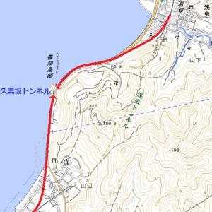 東北本線旧線(浅虫~野内)①