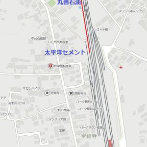 太平洋セメント宇都宮北サービスステーション専用線