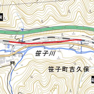 中央本線旧線(初狩~笹子)②