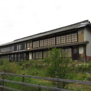 矢掛町小田の廃屋